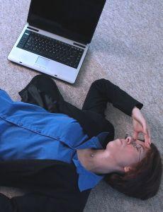 815492 computer frustration
